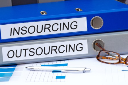 insourcing vs. outsourcing